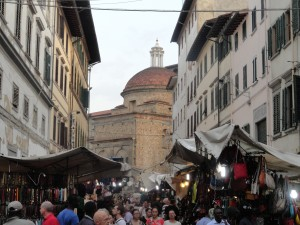 Markets of San Lorenzo